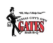 Gates BBQ logo
