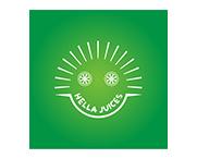 Hella Juices logo
