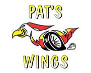 pats wings logo