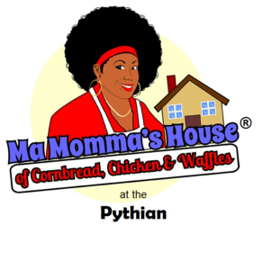 Ma Mommas House logo Pythian Registered Mark 292x300