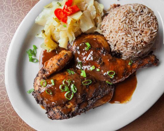 Jerk Chicken from 48th Street Grille