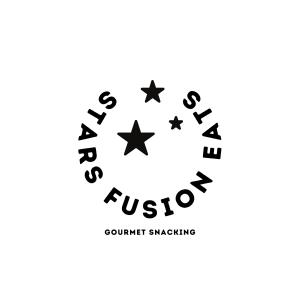 Stars Fusion Eats Logo. 2020 300x300