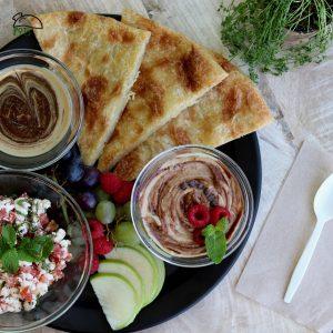 Egyptian Hummus