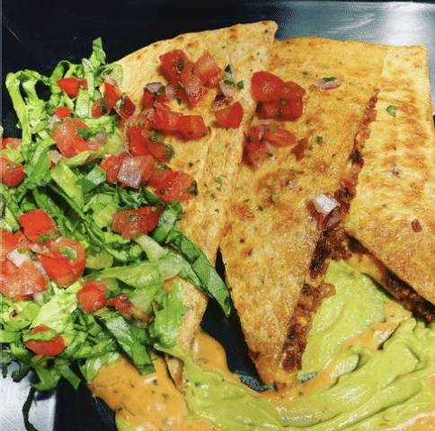 vegan food from vtree hollywood