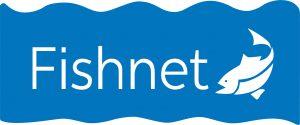 FishnetLogo w Wave Background Tiny 300x125