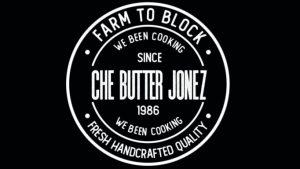 che butter jonez logo 300x169