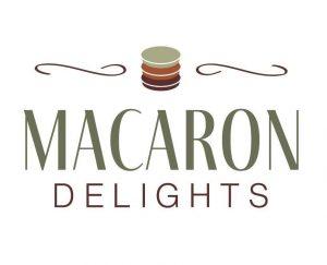 macaron delights logo 300x243