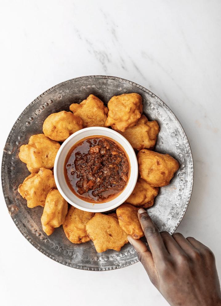Food from Eko Kitchen Nigerian West African restaurant